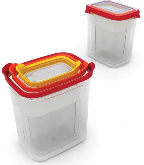 Контейнеры для хранения продуктов Joseph Joseph Nest™ Storage Tall 2