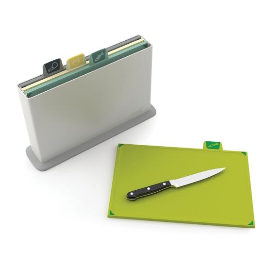 Набор разделочных досок Joseph Joseph Index™ Chopping Board Set 12