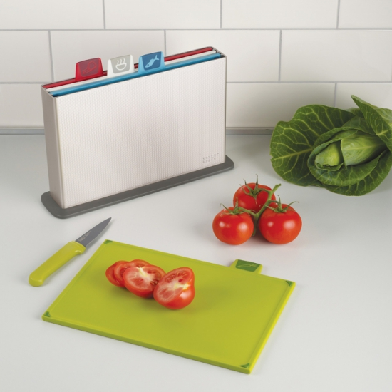 Набор разделочных досок Joseph Joseph Index™ Chopping Board Set Large 3