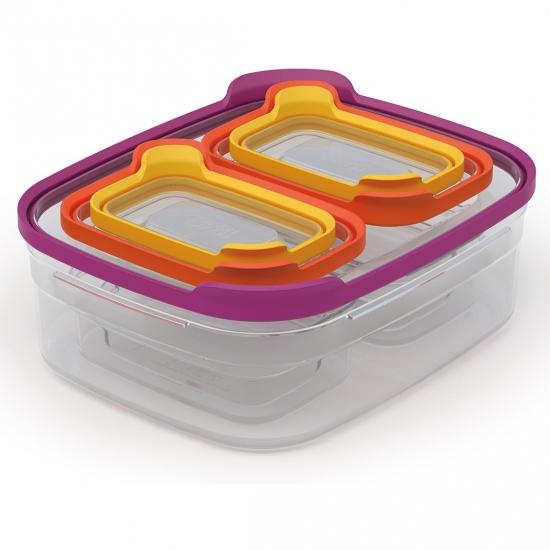 Контейнеры для хранения продуктов Joseph Joseph Nest™ Storage Set of 5 1