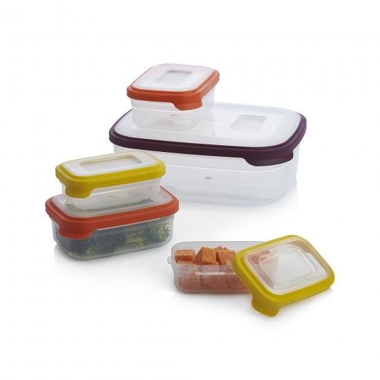 Контейнеры для хранения продуктов Joseph Joseph Nest™ Storage Set of 5 5