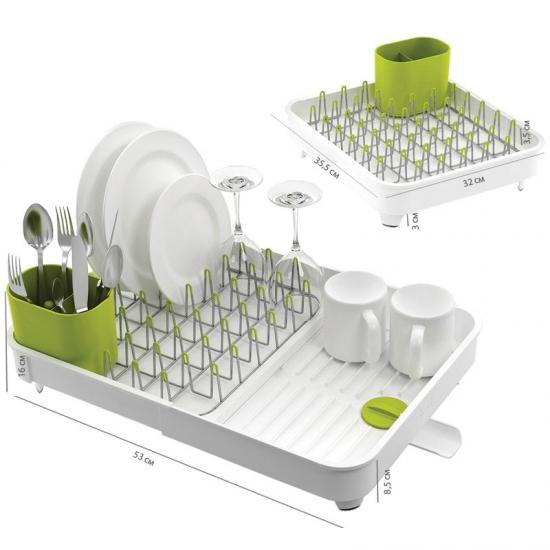 Регулируемая сушилка для посуды Joseph Joseph Extend 5