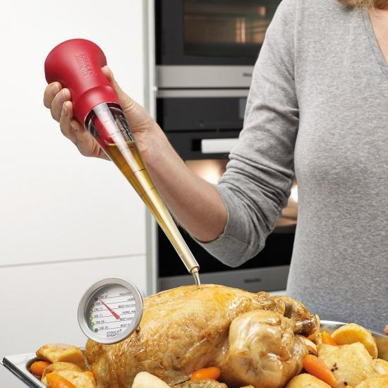 Термометр для мяса Joseph Joseph ThermoBaste™ 1
