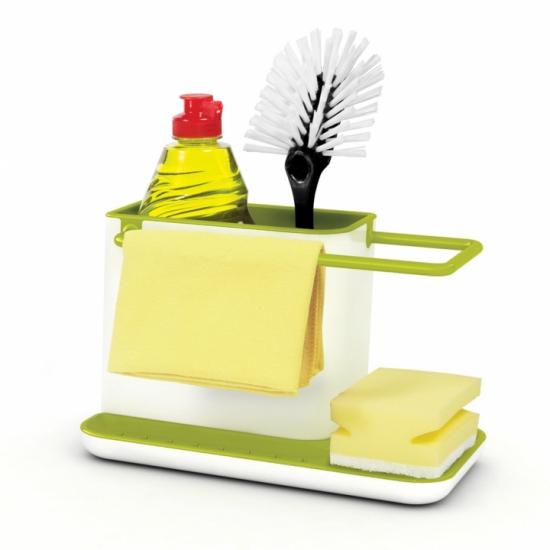 Набор для мытья посуды Joseph Joseph 3-piece Kitchen Sink Set 6