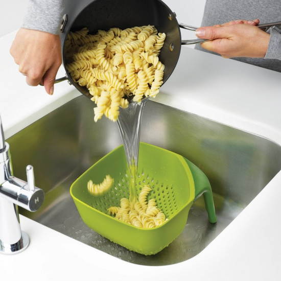 Дуршлаг Joseph Joseph Square Colander Plus Medium 2