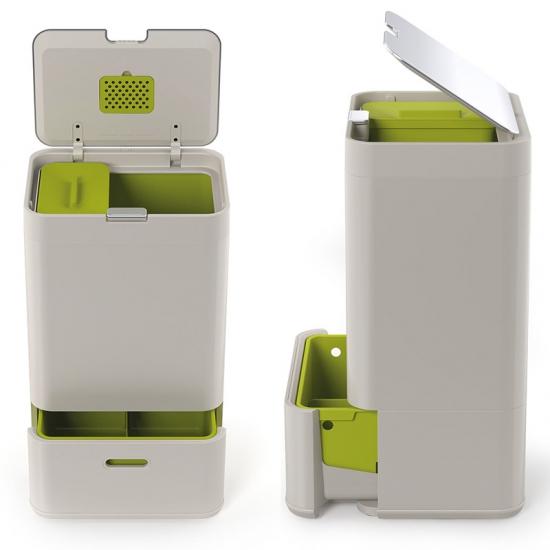 Контейнер для сортировки мусора Joseph Joseph Intelligent Waste™ Totem 50L 1