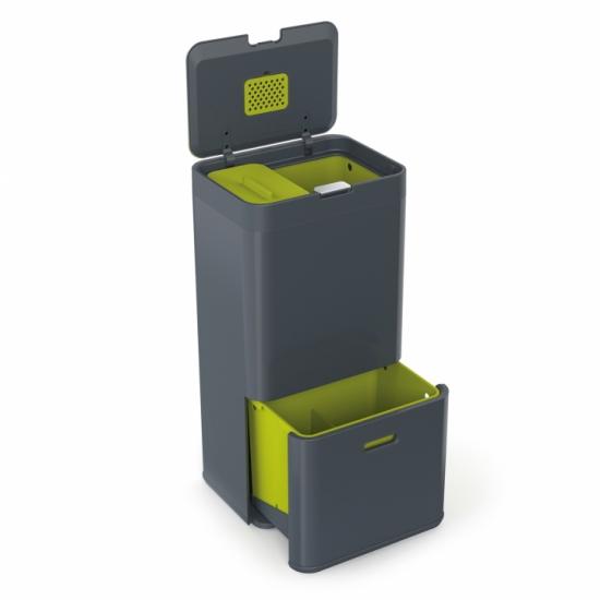 Контейнер для сортировки мусора Joseph Joseph Intelligent Waste™ Totem 60L 3