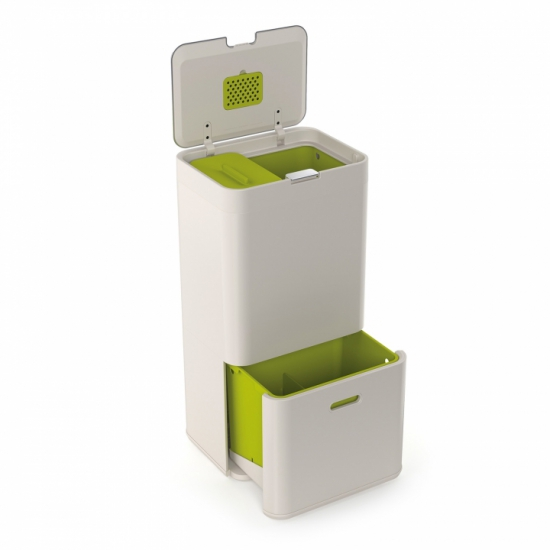 Контейнер для сортировки мусора Joseph Joseph Intelligent Waste™ Totem 60L 2