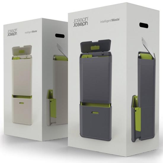 Контейнер для сортировки мусора Joseph Joseph Intelligent Waste™ Totem 60L 7