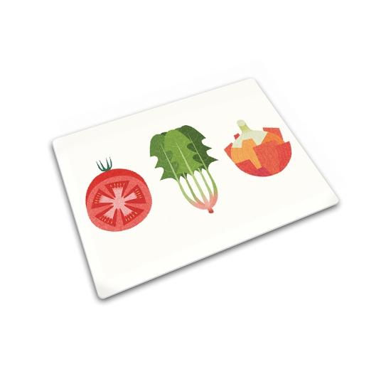 Доска для готовки и защиты рабочей поверхности Joseph Joseph Salad Set 1