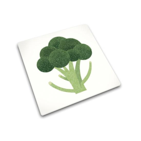 Доска для готовки и защиты рабочей поверхности Joseph Joseph Broccoli 1