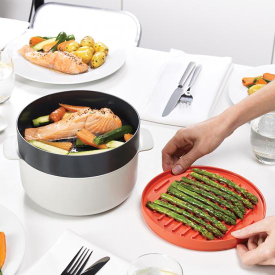 Набор для готовки в микроволновке Joseph Joseph M-Cuisine Stackable cooking set 2