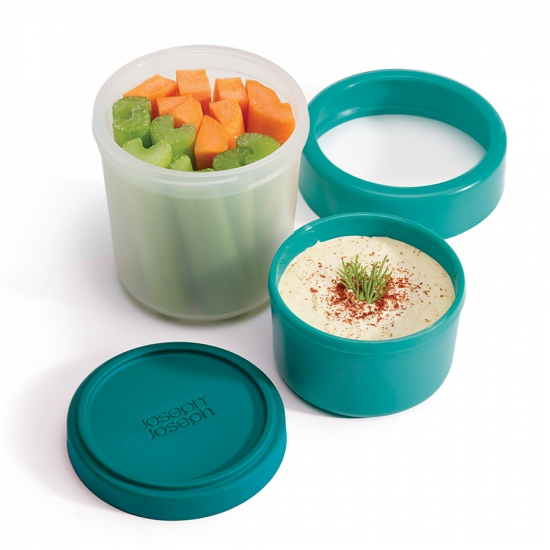 Контейнер для снэков Joseph Joseph GoEat Space saving snack pot 7