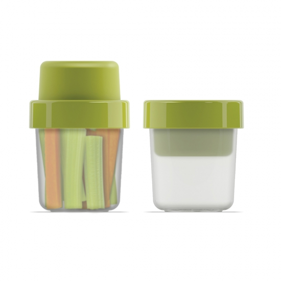Контейнер для снэков Joseph Joseph GoEat Space saving snack pot 4