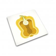 Доска для готовки и защиты рабочей поверхности Joseph Joseph Yellow Pepper