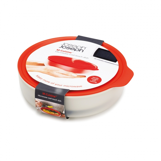 Блюдо для микроволновки Joseph Joseph M-Cuisine Cool-Touch 2