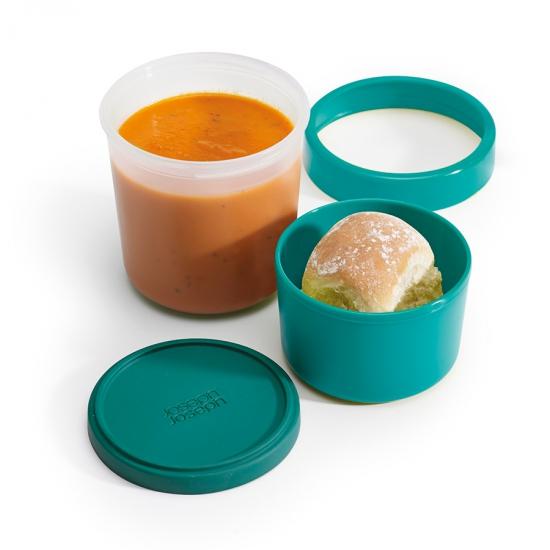 Контейнер для супа Joseph Joseph GoEat Space saving soup pot 10