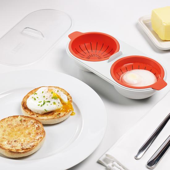 Набор для приготовления яиц пашот в микроволновке Joseph Joseph M-Cuisine Egg Poacher 1