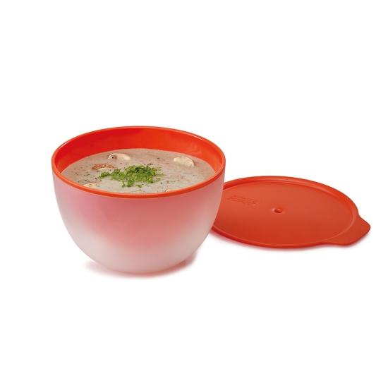Пиала для микроволновки Joseph Joseph M-Cuisine Cool-Touch 3