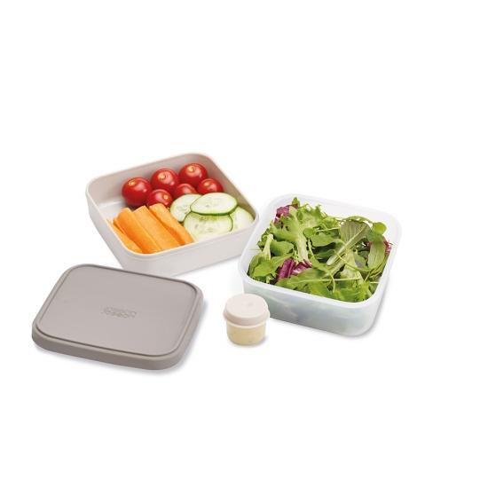 Контейнер для салата Joseph Joseph GoEat Space saving Salad Box 5
