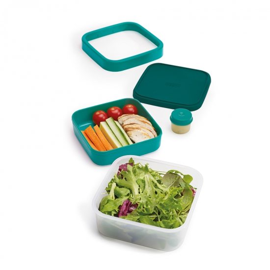Контейнер для салата Joseph Joseph GoEat Space saving Salad Box 8