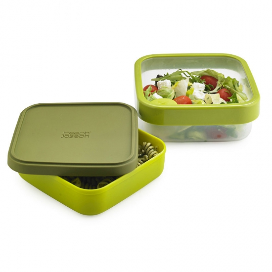 Контейнер для салата Joseph Joseph GoEat Space saving Salad Box 6