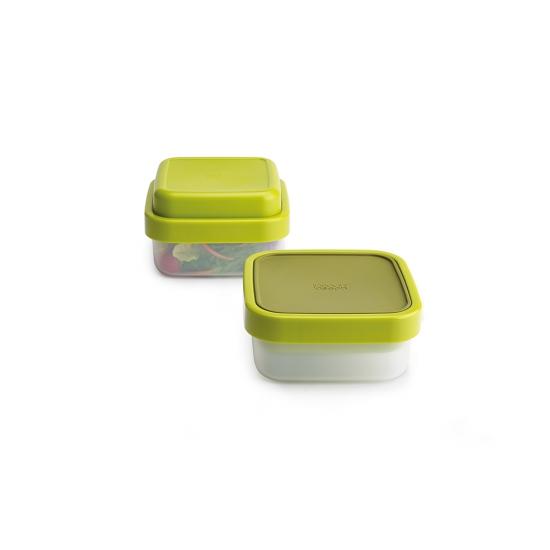 Контейнер для салата Joseph Joseph GoEat Space saving Salad Box 4