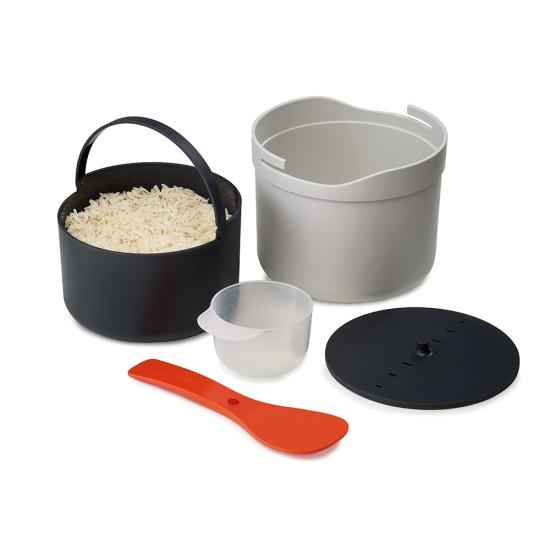 Рисоварка для микроволновки Joseph Joseph M-Cuisine Rice Cooker 2