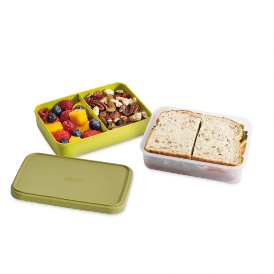 Ланчбокс Joseph Joseph  GoEat Space-saving lunch box 2