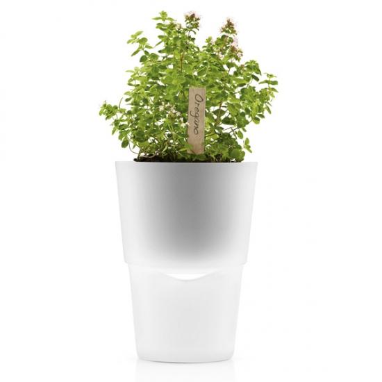 Горшок для растений с естественным поливом Herb Pot Large 1