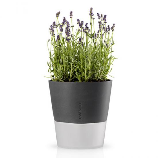 Горшок для растений с естественным поливом Flowerpot 1
