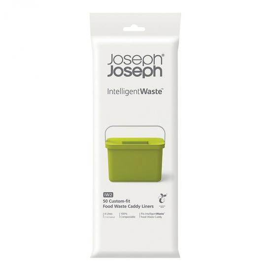 Пакеты для мусора Joseph Joseph Totem Custom-fit Caddy Liners 4 Litre 1