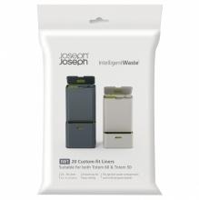 Пакеты для мусора Joseph Joseph Totem Custom-fit Liners 24-36 Litre