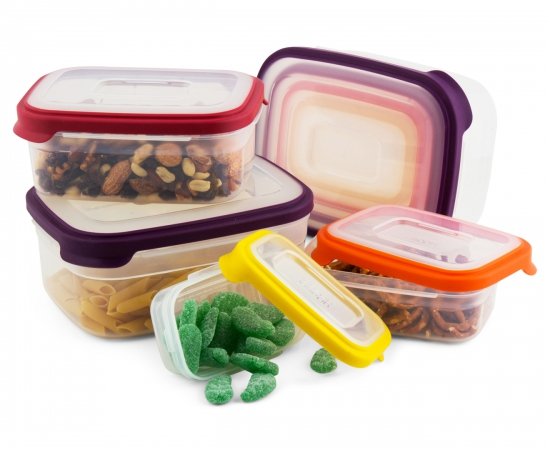 Контейнеры для хранения продуктов Joseph Joseph Nest™ Storage Set of 4 x 2 2