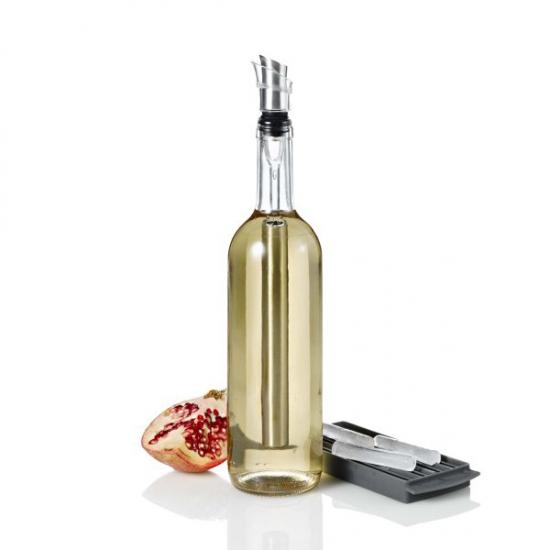 Многофункциональная воронка для вина Pourer and Cooling Rod Icepour 1