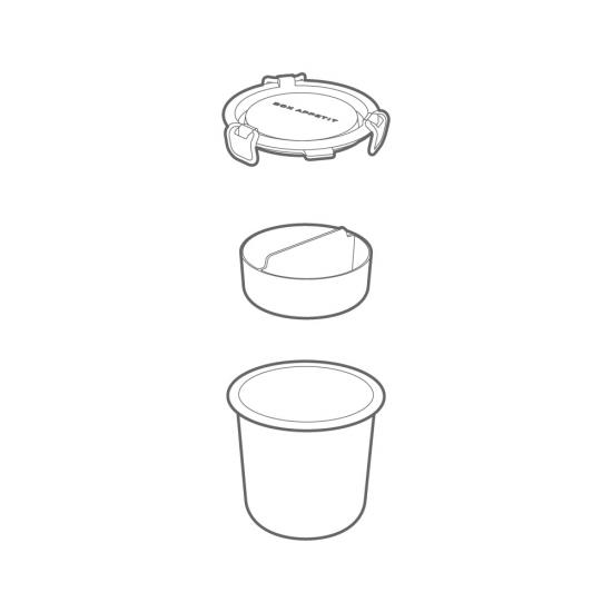 Ланч-бокс Lunch Pot Single 5