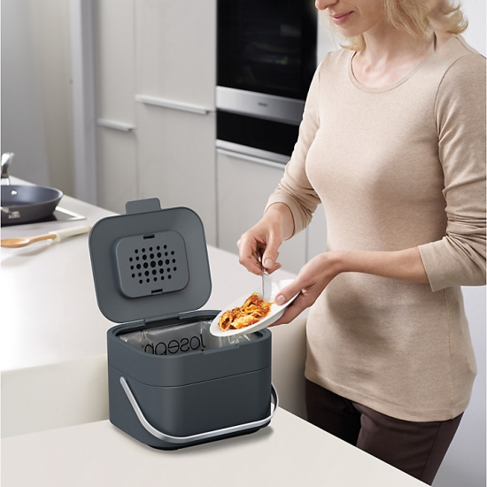 Контейнер для пищевых отходов Joseph Joseph Stack Food Waste Caddy 1