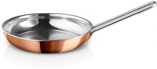 Сковорода медная Copper 24 cm 1