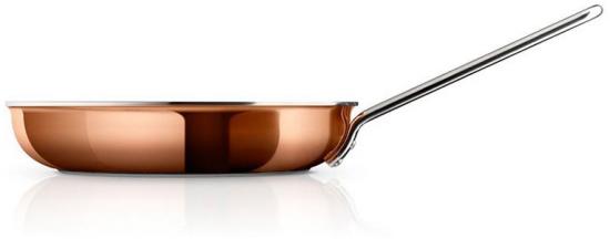 Сковорода медная Copper 24 cm 2