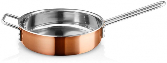 Сотейник медный Copper 24 cm 1