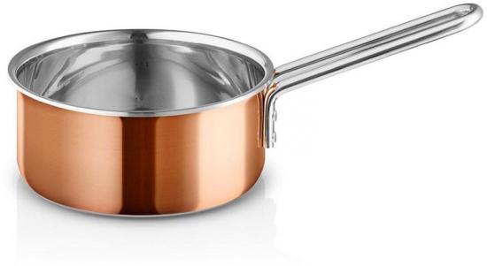 Кастрюля медная Copper 1.5L 1
