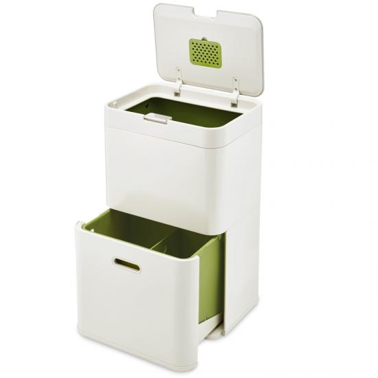 Контейнер для сортировки мусора Joseph Joseph Intelligent Waste™ Totem 48L 1