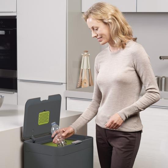 Контейнер для сортировки мусора Joseph Joseph Intelligent Waste™ Totem 48L 5