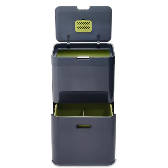 Контейнер для сортировки мусора Joseph Joseph Intelligent Waste™ Totem 48L 3