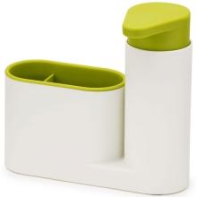 Органайзер с дозатором для мыла Joseph Joseph SinkBase™ 2pc Sink Tidy Set