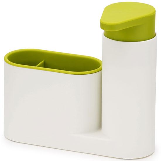 Органайзер с дозатором для мыла Joseph Joseph SinkBase™ 2pc Sink Tidy Set 4