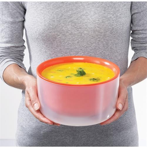Блюдо для микроволновки Joseph Joseph M-Cuisine Large Microwave Cool-Touch Bowl 1