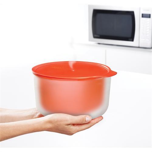 Блюдо для микроволновки Joseph Joseph M-Cuisine Large Microwave Cool-Touch Bowl 4