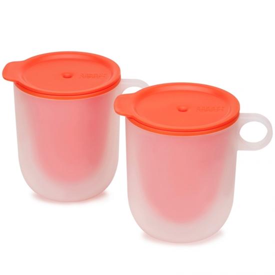 Кружки для микроволновки Joseph Joseph M-Cuisine Microwave Cool-Touch Mugs 2