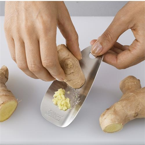 Тёрка для имбиря и чеснока Joseph Joseph Shred-line Garlic & Ginger Grater 1